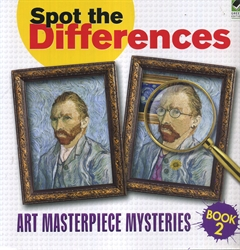 Spot the Differences Book 2