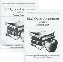 ELO Quick Assessment Grade 8 - Set