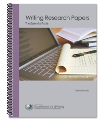 Writing Research Papers - Student