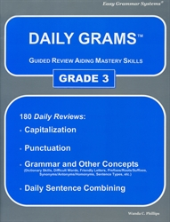 Daily Grams Grade 3