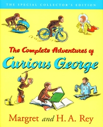 Complete Adventures of Curious George