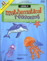 Mathematical Reasoning Level F