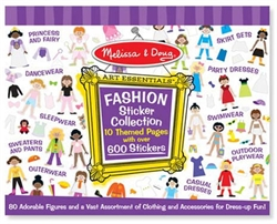 Fashions Sticker Collection
