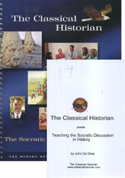 Teaching the Socratic Discussion in History - Teacher and Student DVD Program