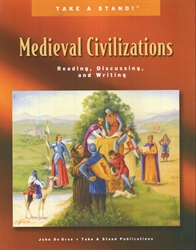 Take a Stand! Medieval Civilizations - Teacher & Student Set
