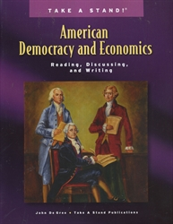 Take a Stand! American Democracy and Economics - Teacher & Student Set