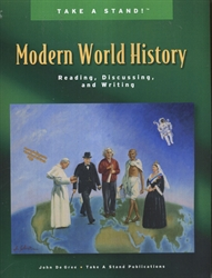Take a Stand! Modern World History - Teacher & Student Set