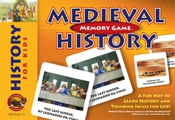 Medieval History - Memory Game