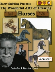 Wonderful Art of Drawing Horses