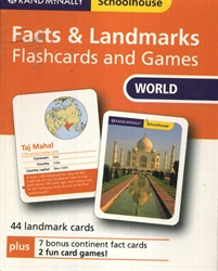 Facts & Landmarks - Flashcards and Games