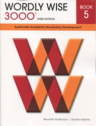 Wordly Wise 3000 Book 5 (old)