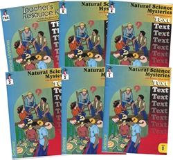 PAC Natural Science Mysteries Set
