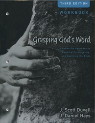 Grasping God's Word - Workbook