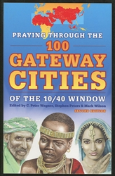 Praying through the 100 Gateway Cities of the 10/40 Window