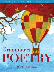 Grammar of Poetry - Teacher Edition