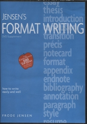 Jensen's Format Writing - DVD Supplement