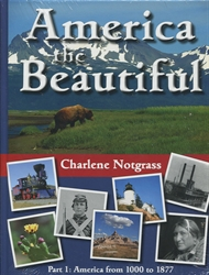 America the Beautiful Volume 1