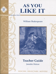 As You Like It - MP Teacher Guide