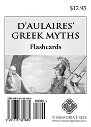 D'Aulaire's Greek Myths - Flashcards