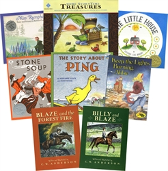 More Storytime Treasures - Set
