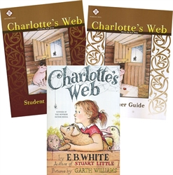 Charlotte's Web - Memoria Press Literature Set