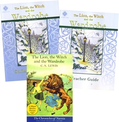 Lion, the Witch, and the Wardrobe - Memoria Press Literature Set