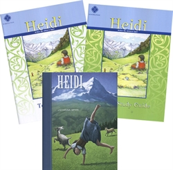 Heidi - Memoria Press Literature Set