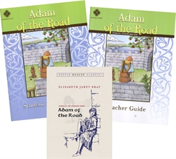 Adam of the Road - Memoria Press Literature Set