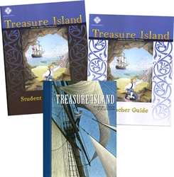 Treasure Island - Memoria Press Literature Set