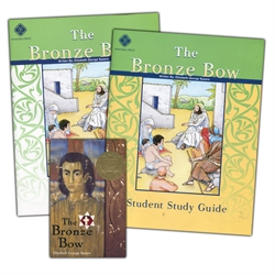 Bronze Bow - Memoria Press Literature Set