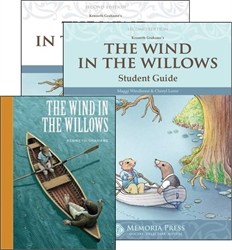 Wind in the Willows - Memoria Press Literature Set