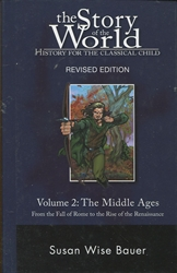 Story of the World Volume 2 - Hardcover Book