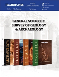 General Science 2 - Teacher's Manual