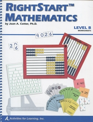 RightStart Mathematics Level B - Worksheets (old)
