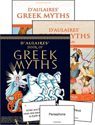 D'aulaire's Book of Greek Myths - Memoria Press Package