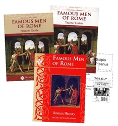 Famous Men of Rome - Curriculum Bundle