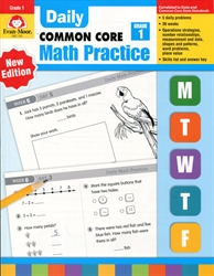 Daily Math Practice Grade 1