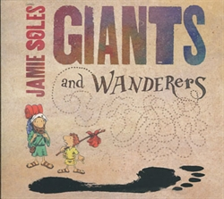 Jamie Soles CD - Giants & Wanderers