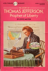 Story of Thomas Jefferson, Prophet of Liberty