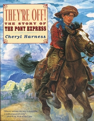 They're Off!
