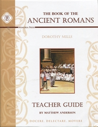 Book of the Ancient Romans - Teacher Guide
