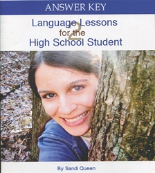 Language Lessons for the High School Student 2 - Answer Key