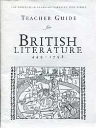 British Literature - Teacher Guide