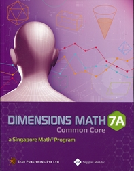 Dimensions Mathematics 7A - Textbook