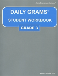 Daily Grams Grade 3 - Student Workbook