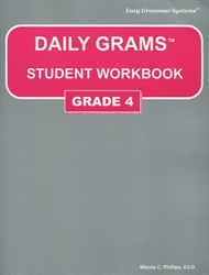 Daily Grams Grade 4 - Student Workbook