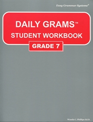 Daily Grams Grade 7 - Student Workbook