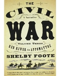 Civil War: A Narrative - 3 Volume Set