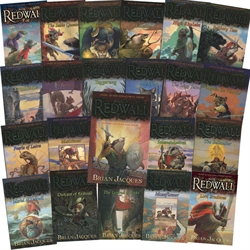 Redwall Set (Trade Paperbacks)
