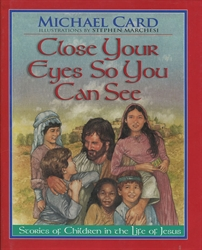Close Your Eyes So You Can See